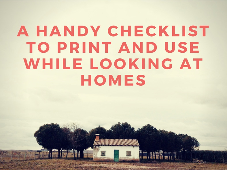 handy-checklist-while-looking-for-homes