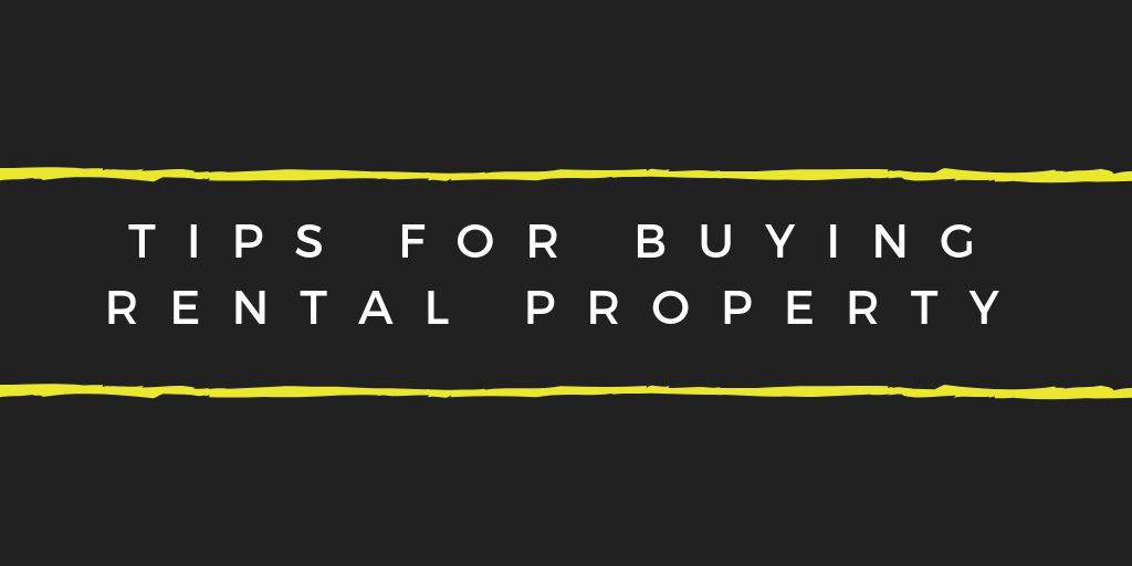 Buying Rental Property