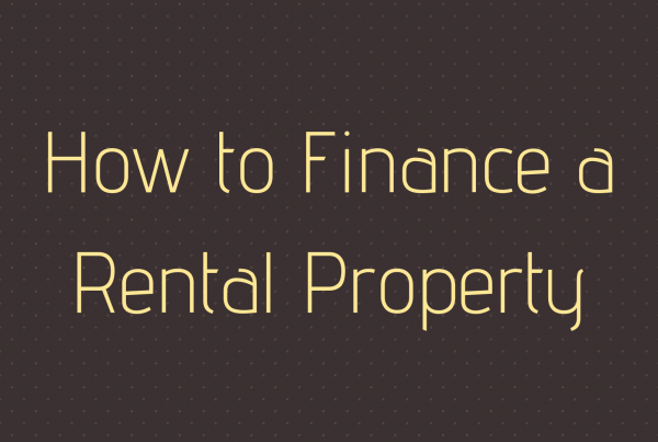 How to Finance a Rental Property